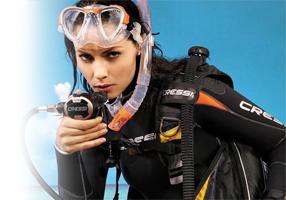 Rent Scuba diving kit