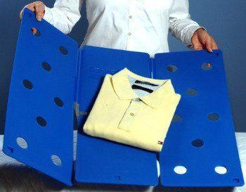 Flip folds