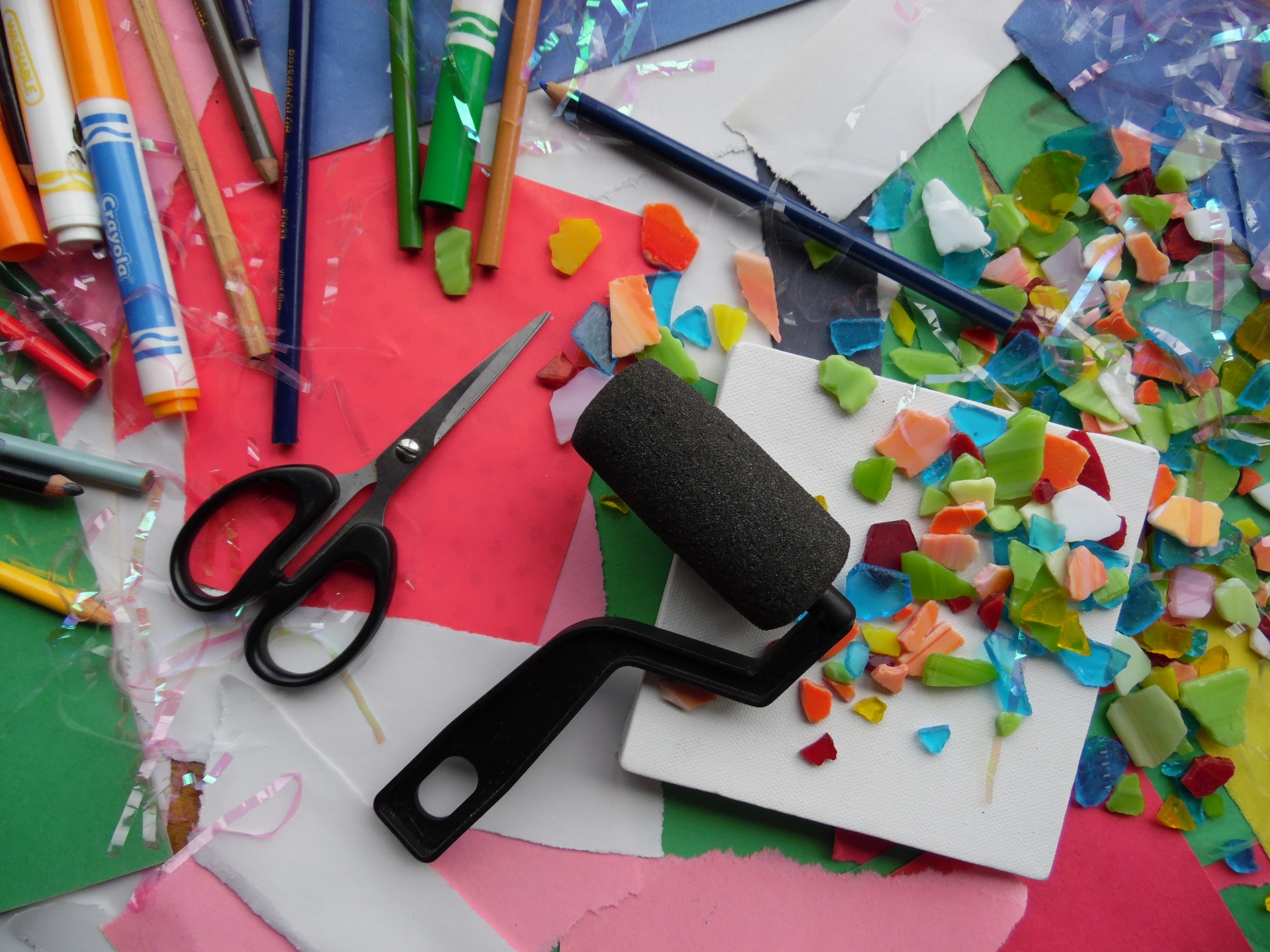 Rent Arts and craft supplies