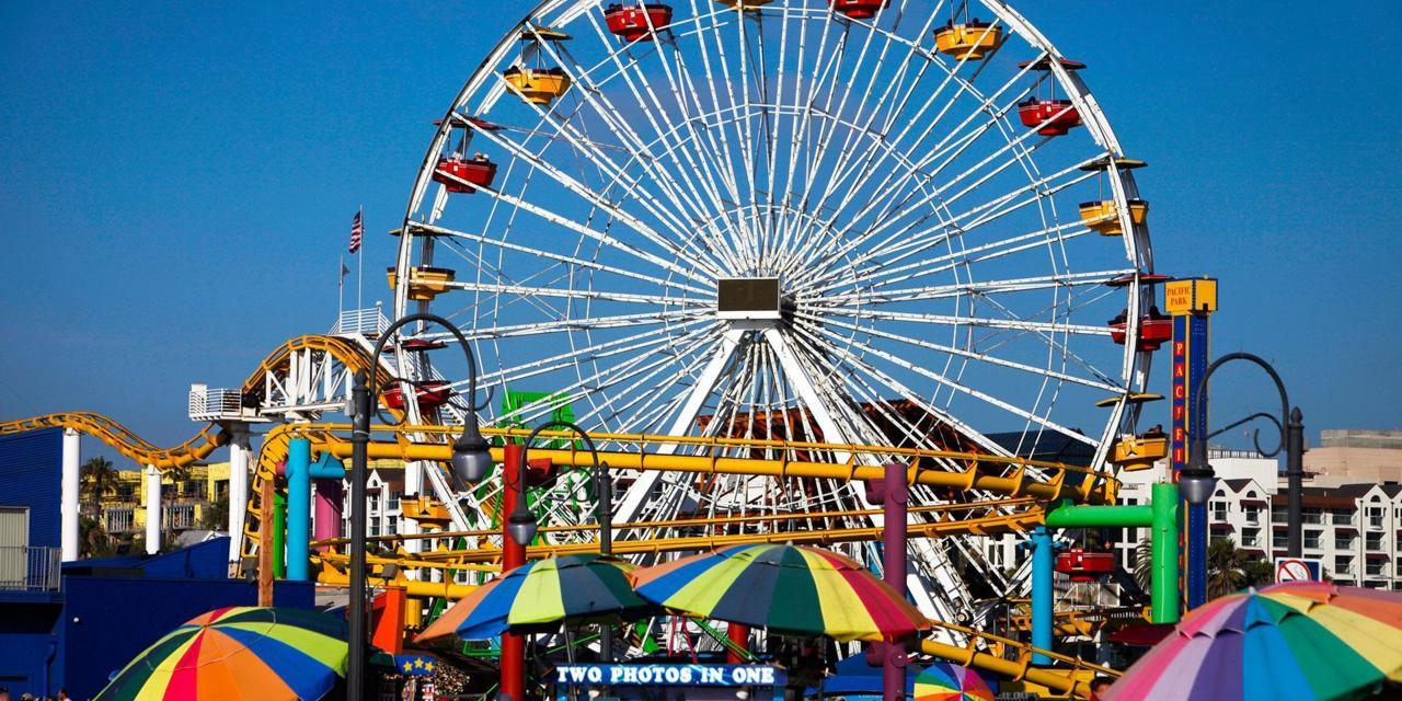 Rent an Amusement Park