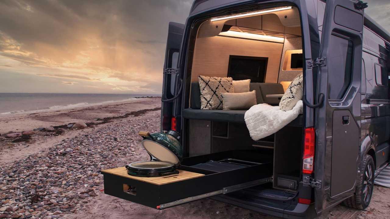 Rent a campervan